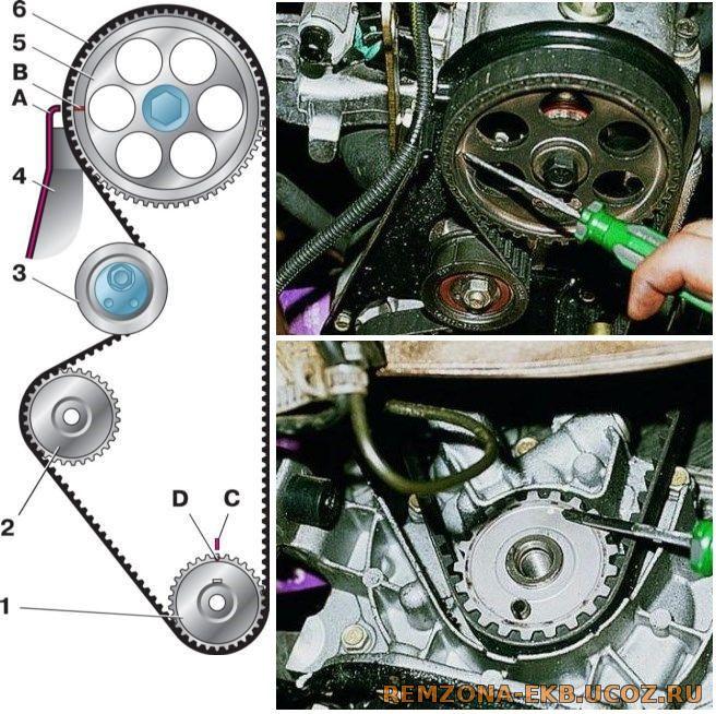 Замена двигателя уаз